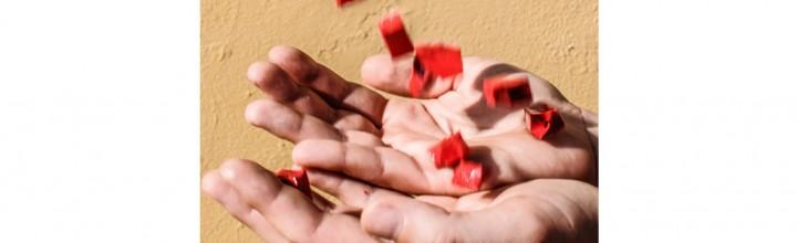 Progetto homepage: pubblicate le prime foto delle tessere rosse dal mondo!