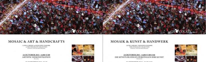 Arab Mosaico a Monaco di Baviera