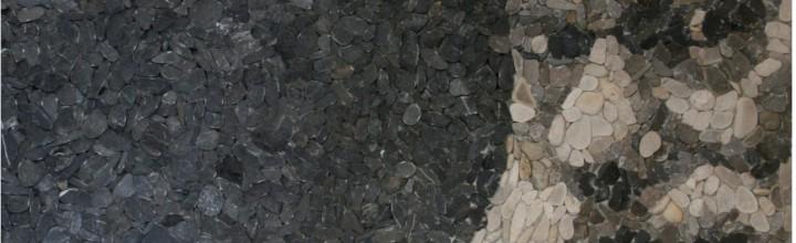 Perché si utilizzano i sassi nel mosaico e quale valore racchiudono?