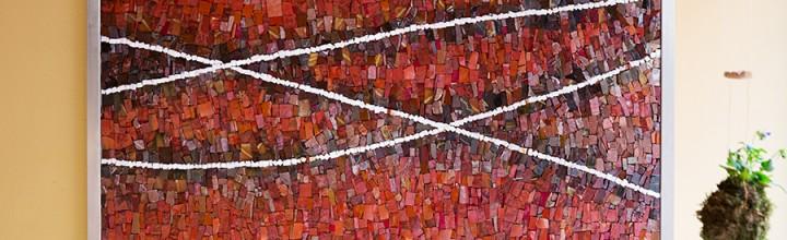 """""""Primavera d'autunno"""". Un mosaico nato da un incontro. Il Ritratto di un viaggio e il significato dei confini europei per chi Europeo non è."""