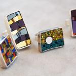 Gioielli in mosaico: dalla collezione Gioielli CC, anelli