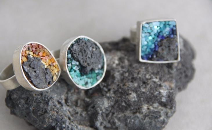 Carraro-Chabarik-mosaico_gioielli-CC-anello-micromosaico