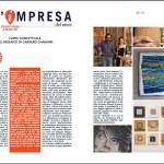 CNA Fvg magazine - Carraro Chabarik impresa del mese