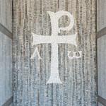 """particolare di """"Croce di Aquileia"""", monumento funebre, 2014. Foto di Giovanni Chiarot/Zeroidee"""