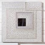 """Laura Carraro, """"Altro da sé"""" (Other than self), 2014. 100 x 100 cm. Photo Vincenzo Labellarte"""