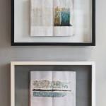 """Laura Carraro, """"Grand Tour, Venezia e la laguna di Venezia"""", 2017. 43 x 29 x 7 cm per ogni teca"""