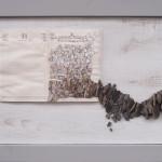 """Laura Carraro, """"Lunedì"""", 2016. 64 x 46 cm"""