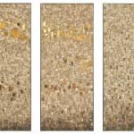 """Mohamed Chabarik, """"Passato, presente, fututro"""" (Past, Present, Future), 2012. 170 x 120 cm ca."""