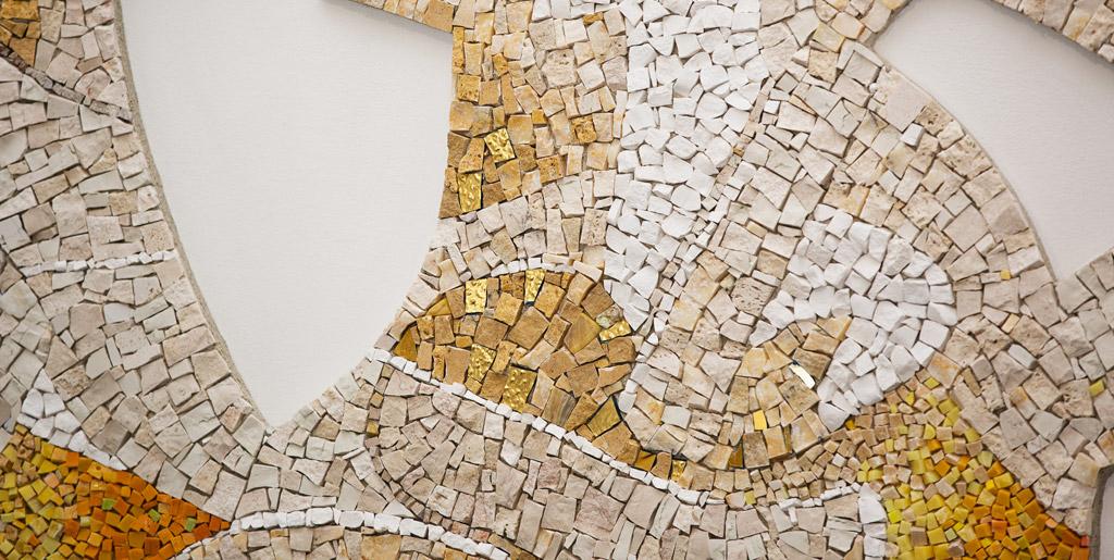 Mosaico contemporaneo, foto Giovanni Chiarot/Zeroidee