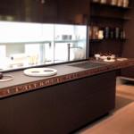 Inserti musivi per la cucina Genius Loci, Valcucine. Salone del mobile di Milano, 2016. ©Valcucine