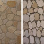 Moduli pavimentali e di rivestimento in mosaico