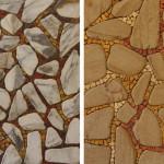 Moduli pavimentali e di rivestimenti in mosaico