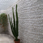 Wall coverings in Carrara marble, 2007. Private house, Udine.