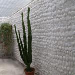 Rivestimenti in mosaico parietale in marmo di Carrara, 2007. Casa privata, Udine.