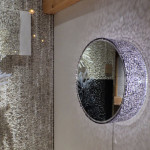 """""""Specchio Plexi"""" fumè, 2011. Design forme: Studio Coretti, Udine. 52 x 52 x 20 cm"""