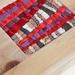 piccoli mosaici collezione Carraro Chabarik