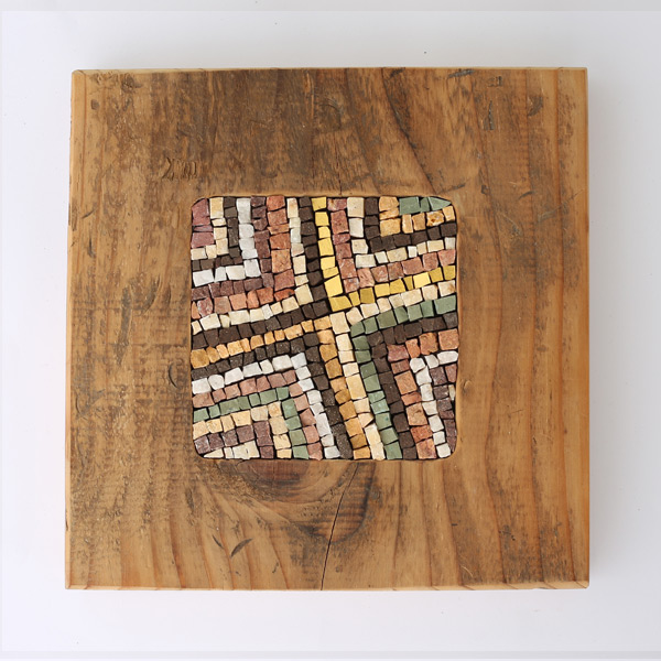 quadretto mosaico 20Qaudro Carraro Chabarik