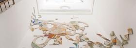 Conoscere mosaico contemporaneo spazi architettura moderna