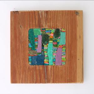 quadretto mosaico Carraro Chabarik
