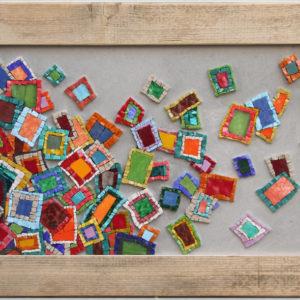 CarraroChabarik - mosaico colore