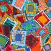 CarraroChabarik – mosaico colore – particolare 2
