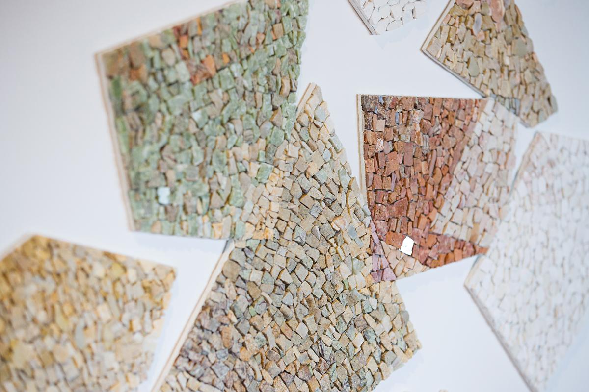 Come Costruire Un Mosaico mosaico personalizzato: il progetto su misura | carraro chabarik