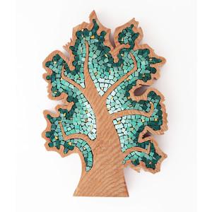 albero in mosaico Carraro Chabarik