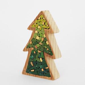 regali mosaico per il Natale