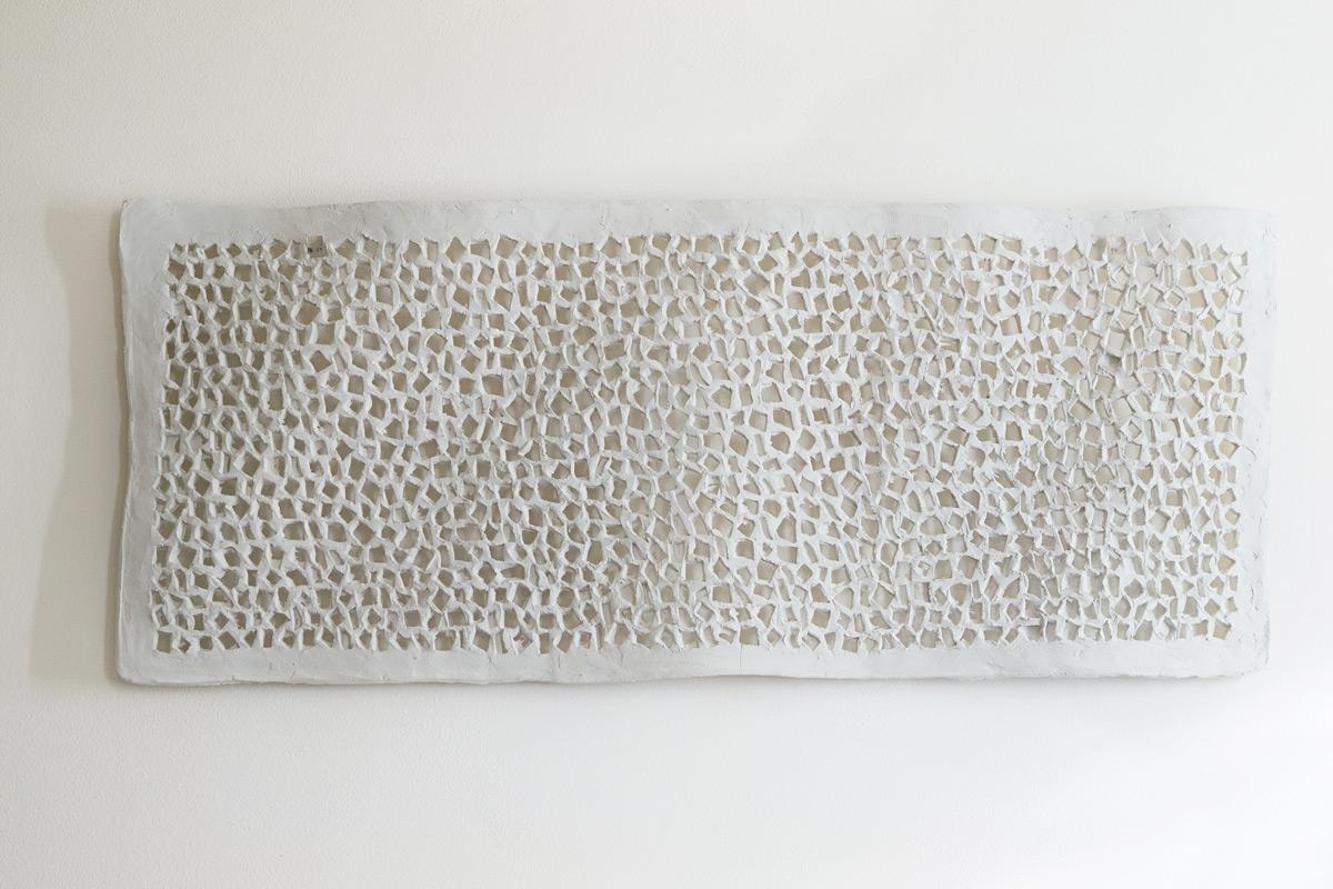 mohamed chabarik opera contemporanea cemento vuoti e pieni