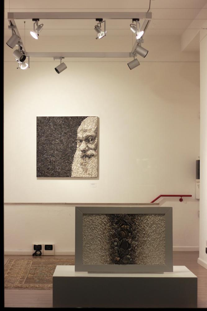 mostra mopsaico contemporaneo ritratto Terzani