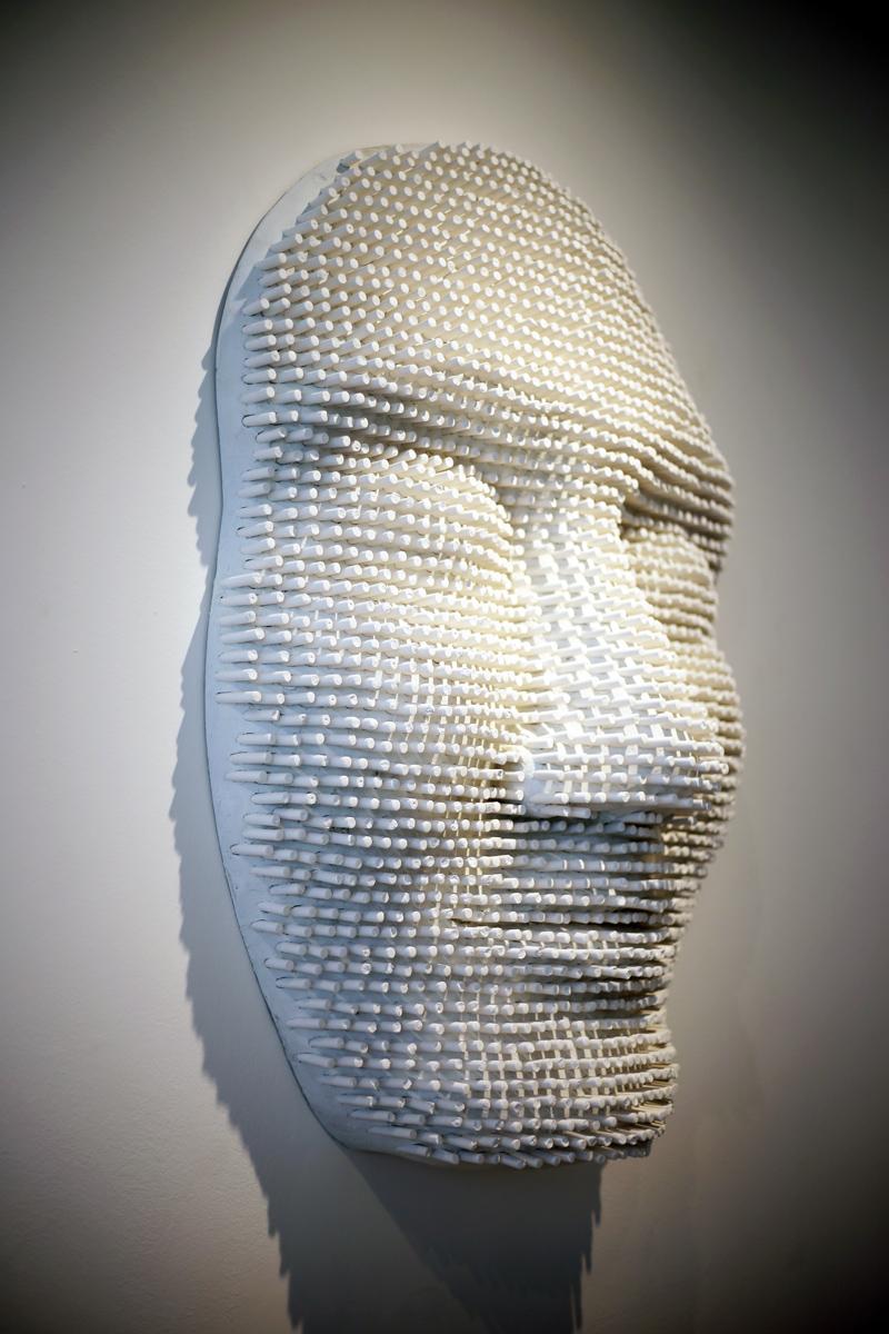 opera arte contemporanea mohamed chabarik
