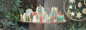 regali Natale mosaico Christmas gifts