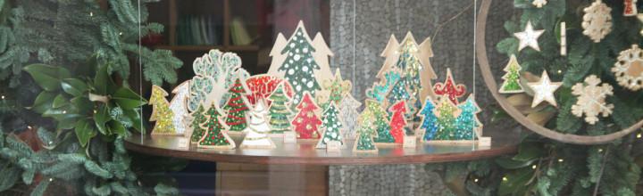 Tante idee Natale in mosaico! Orari di dicembre